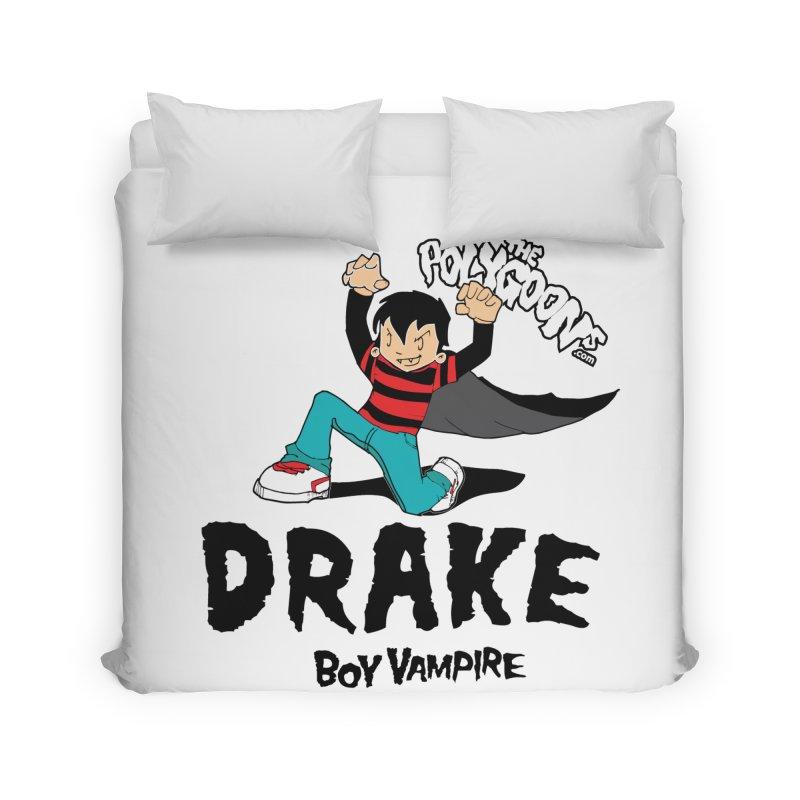 Drake Creepin' Home Duvet by The Polygoons' Shop