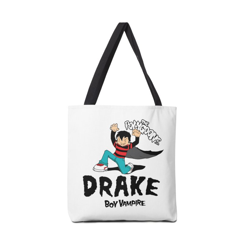 Drake Creepin' Accessories Tote Bag Bag by The Polygoons' Shop