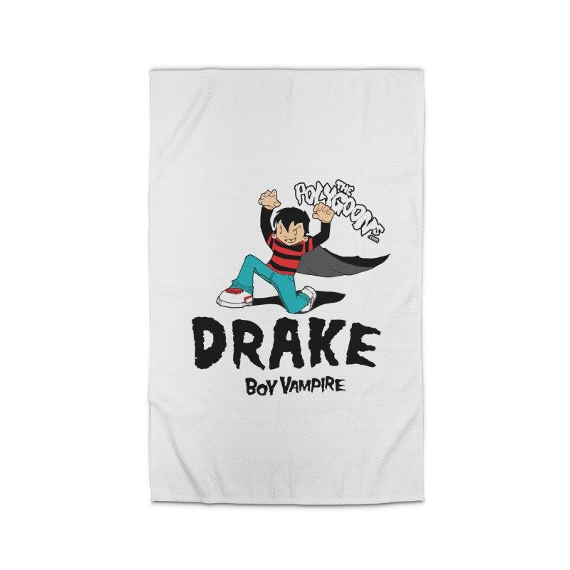 Drake Creepin' Home Rug by The Polygoons' Shop