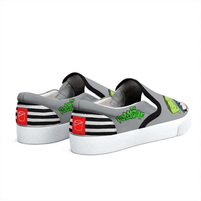 The Polygoons crew Women's Shoes by The Polygoons' Shop