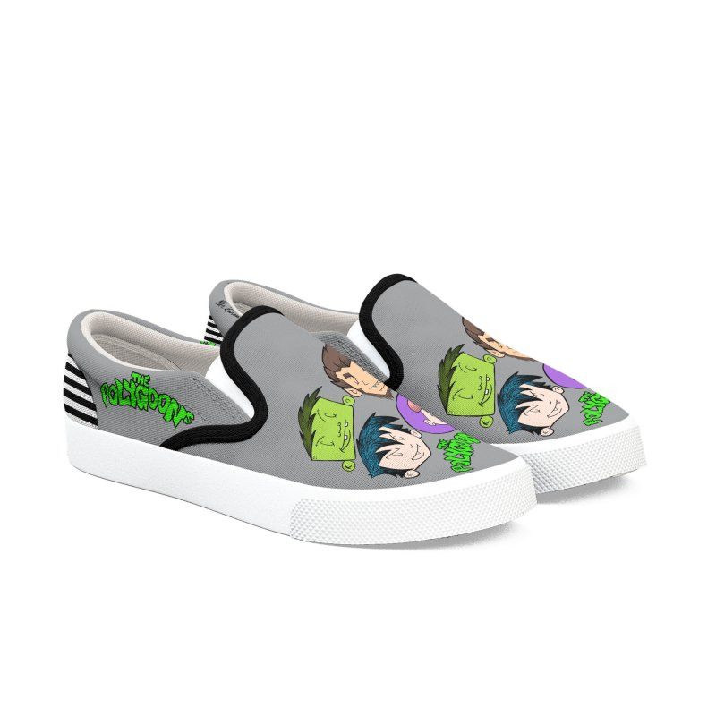 New Polygoons Shoes Women's Slip-On Shoes by The Polygoons' Shop