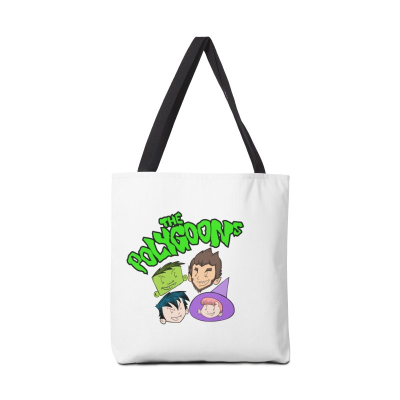 Group + Logo Accessories Tote Bag Bag by The Polygoons' Shop