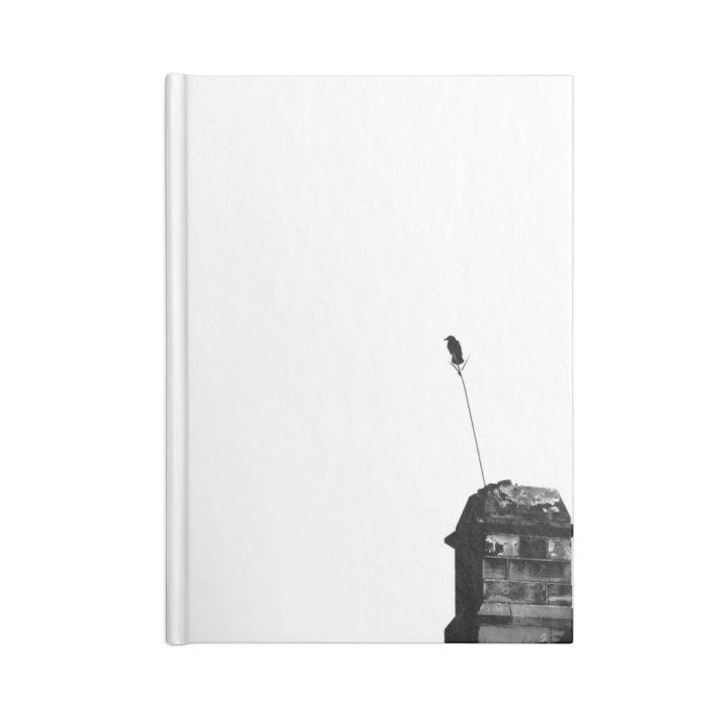 Blackbird Accessories Blank Journal Notebook by Melissa's Photos