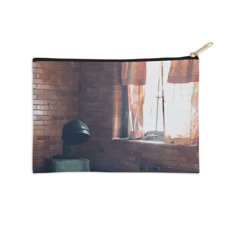 Beauty Parlor Accessories Zip Pouch by Melissa's Photos