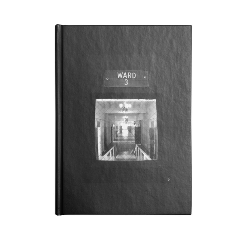 Ward 3 Accessories Blank Journal Notebook by Melissa's Photos