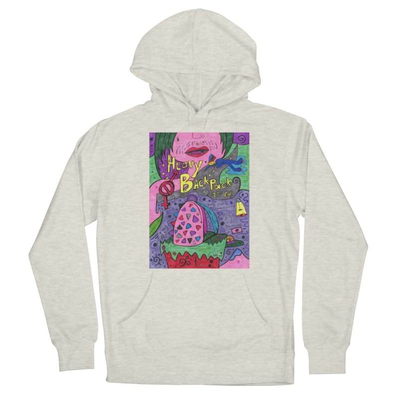 Heavy BackPack Comfortable Styles Pullover Hoody by Paint AF's Artist Shop