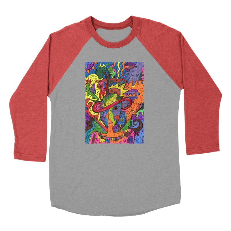 Intent: Manifesting Unity Comfortable Styles Longsleeve T-Shirt by Paint AF's Artist Shop
