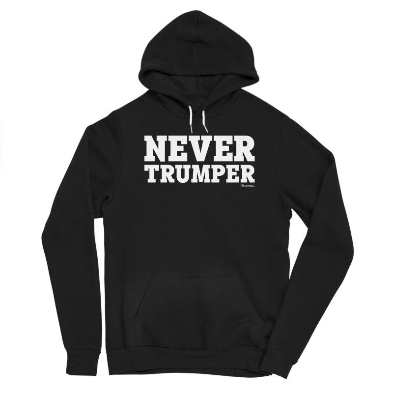 Never Trumper Men's Pullover Hoody by thePresidunce