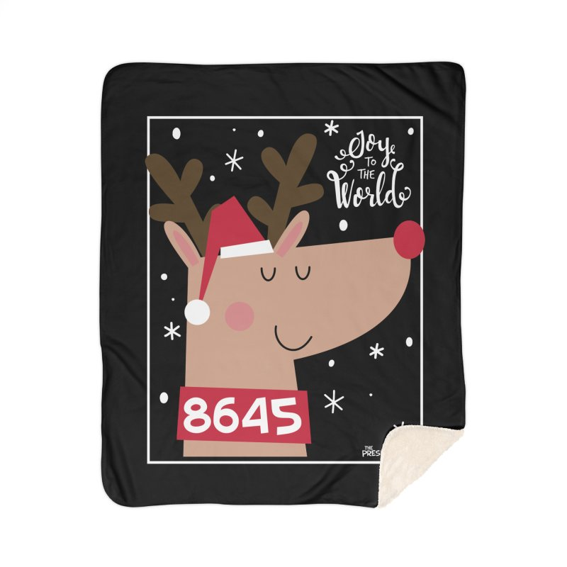 Joy to the World Home Blanket by thePresidunce