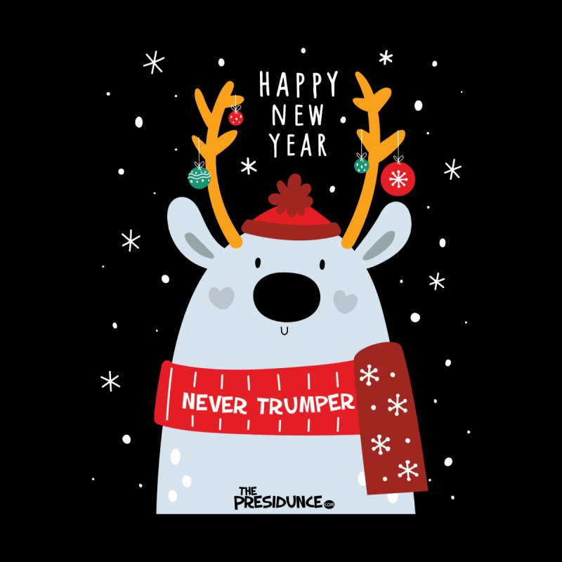 Happy New Year Men's Pullover Hoody by thePresidunce