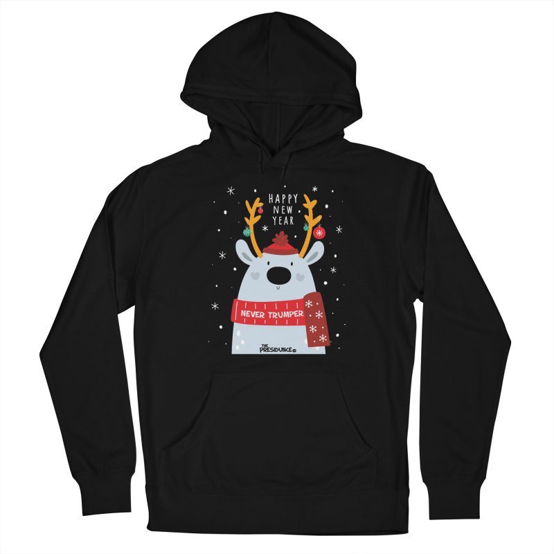 Happy New Year Women's Pullover Hoody by thePresidunce