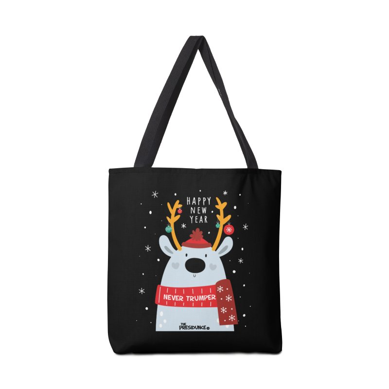 Happy New Year Accessories Tote Bag Bag by thePresidunce