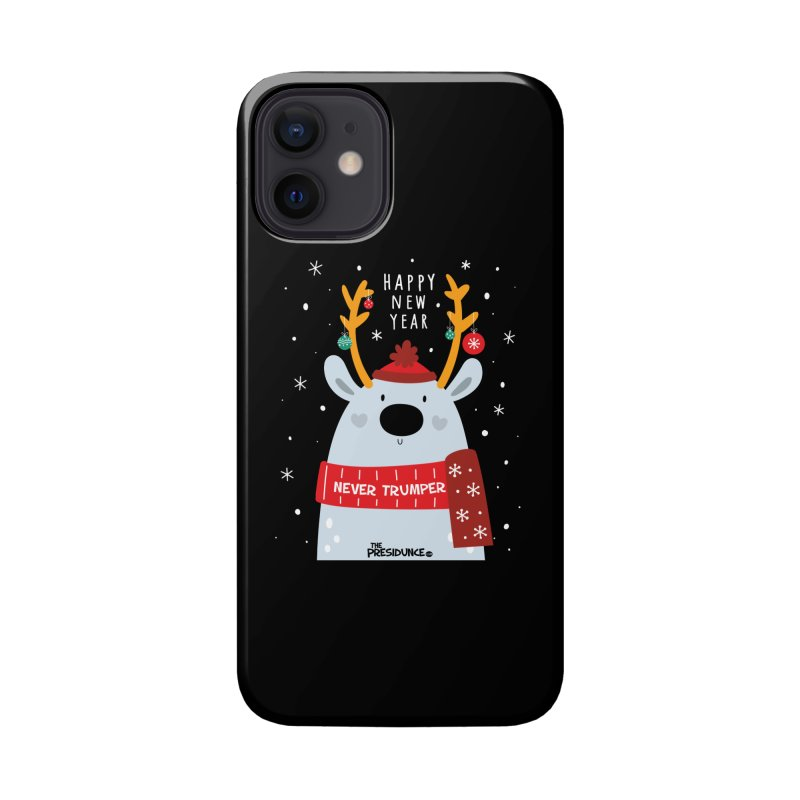 Happy New Year Accessories Phone Case by thePresidunce