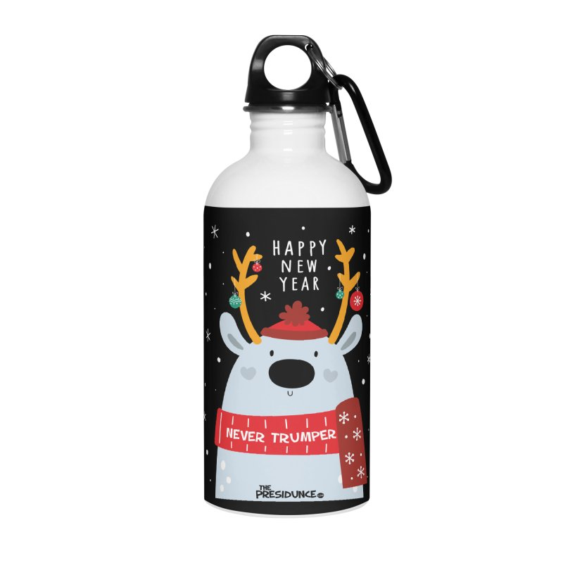 Happy New Year Accessories Water Bottle by thePresidunce