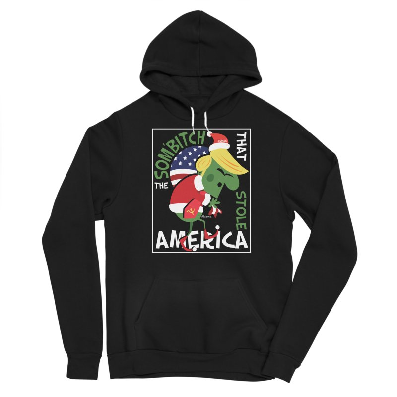 Som'Bitch Men's Pullover Hoody by thePresidunce