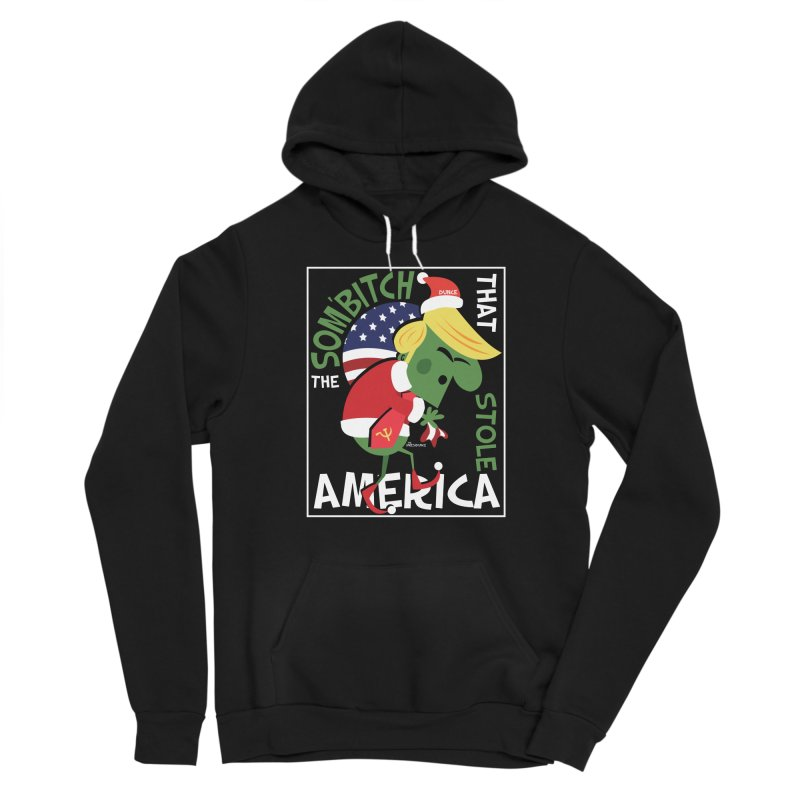 Som'Bitch Women's Pullover Hoody by thePresidunce