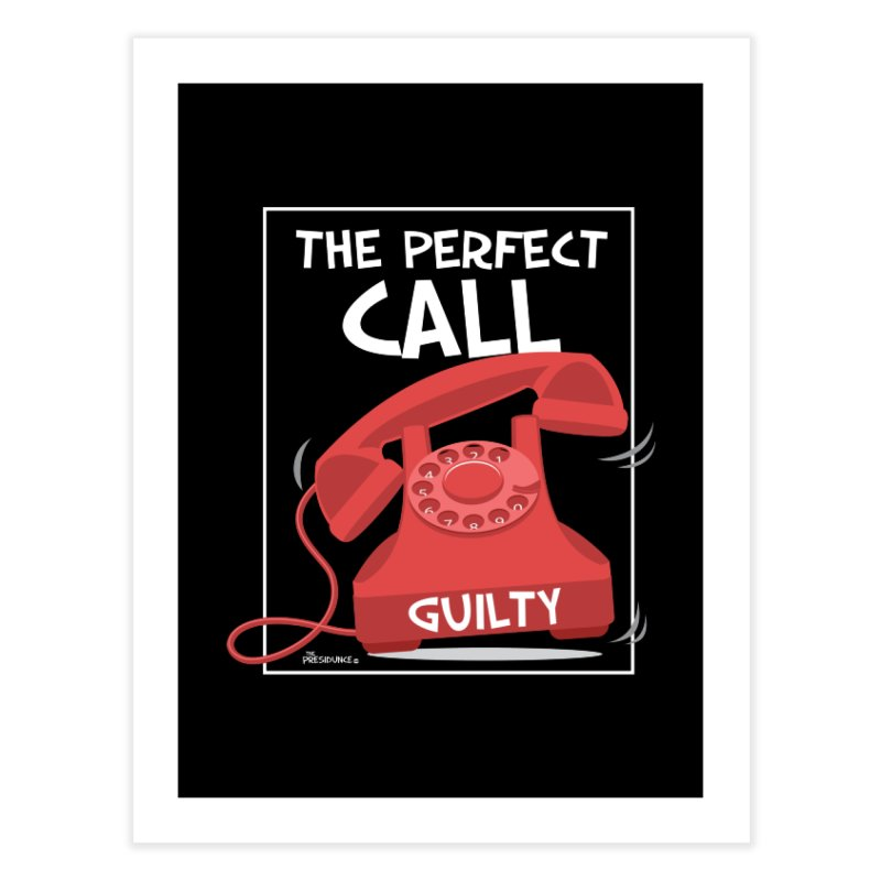 The Perfect Call Home Fine Art Print by thePresidunce