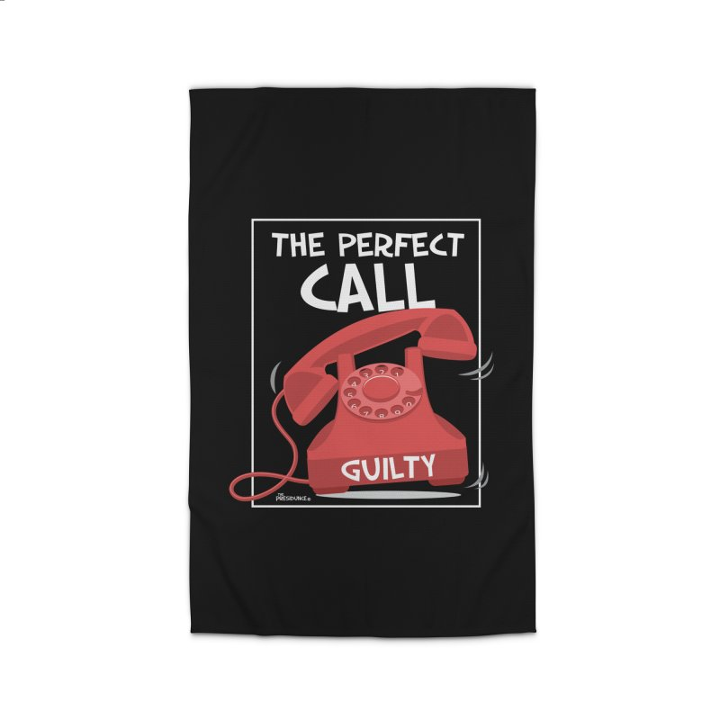 The Perfect Call Home Rug by thePresidunce