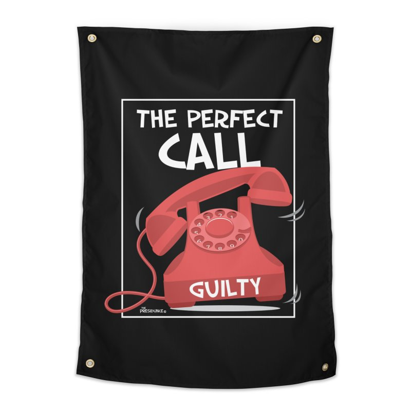 The Perfect Call Home Tapestry by thePresidunce