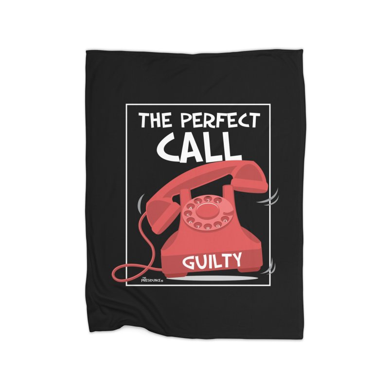 The Perfect Call Home Blanket by thePresidunce