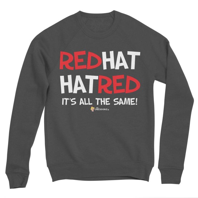 RedHat Men's Sponge Fleece Sweatshirt by thePresidunce