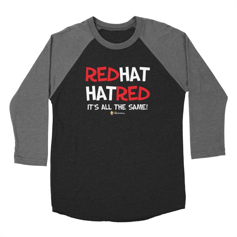 RedHat Women's Longsleeve T-Shirt by thePresidunce