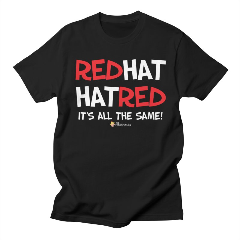RedHat Women's T-Shirt by thePresidunce