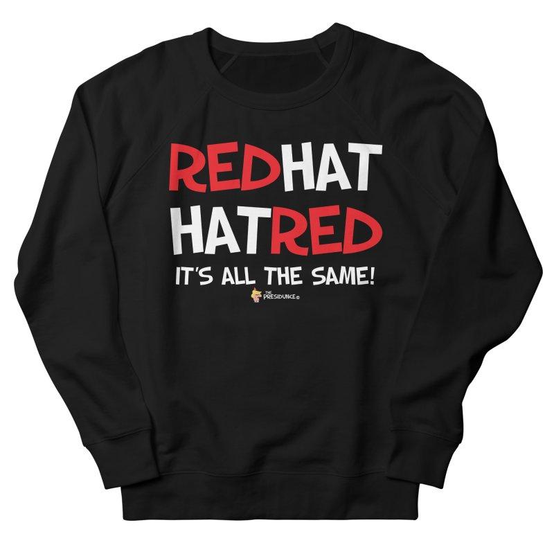 RedHat Women's French Terry Sweatshirt by thePresidunce