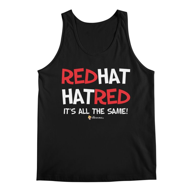 RedHat Men's Tank by thePresidunce