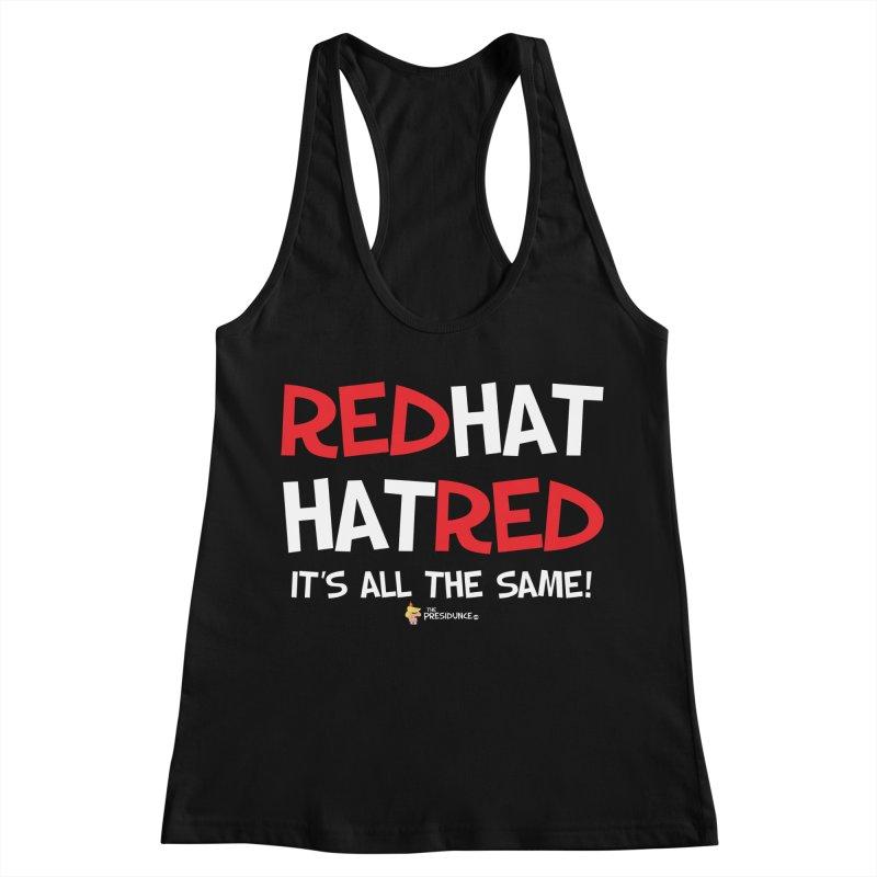 RedHat Women's Racerback Tank by thePresidunce