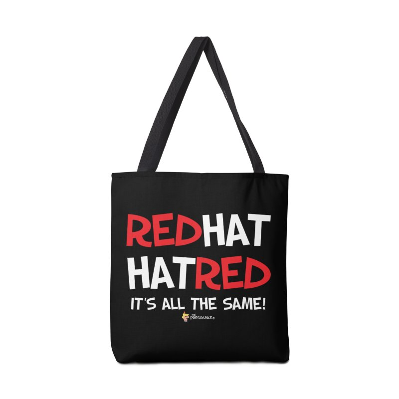 RedHat Accessories Tote Bag Bag by thePresidunce
