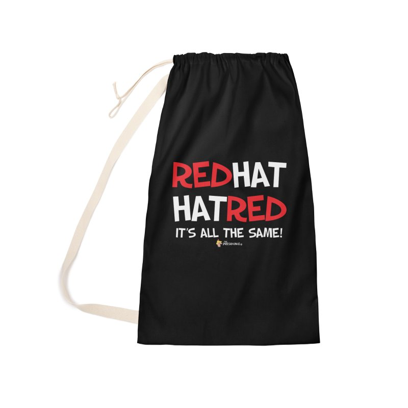 RedHat Accessories Laundry Bag Bag by thePresidunce
