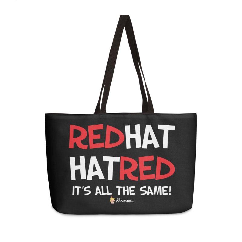 RedHat Accessories Weekender Bag Bag by thePresidunce