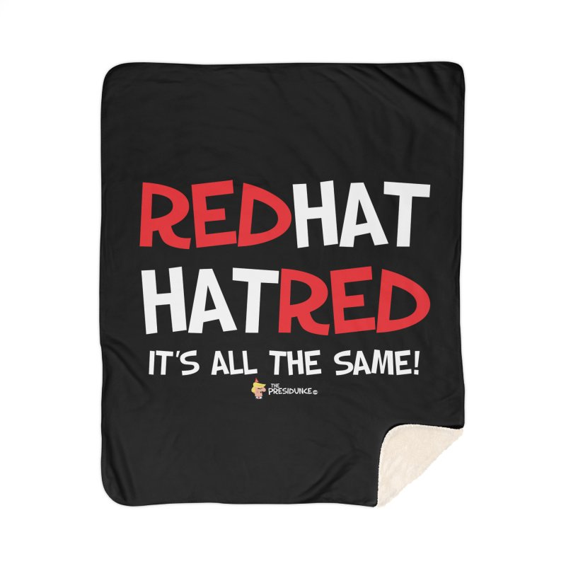 RedHat Home Blanket by thePresidunce
