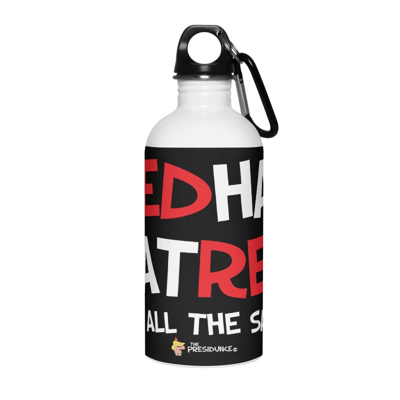 RedHat Accessories Water Bottle by thePresidunce