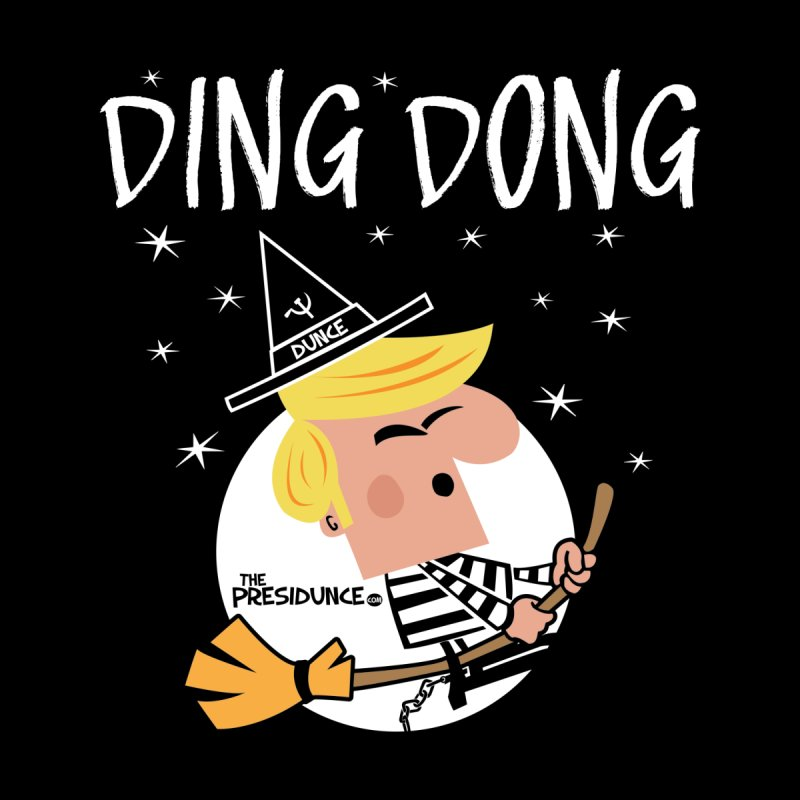 Ding Dong Men's T-Shirt by thePresidunce