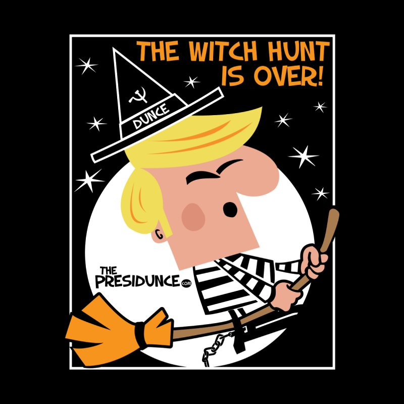 Witch Hunt Men's T-Shirt by thePresidunce