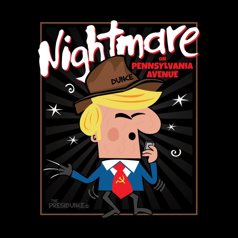 Nightmare Men's T-Shirt by thePresidunce