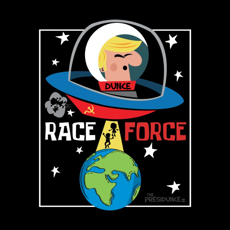 Race Force Men's T-Shirt by thePresidunce