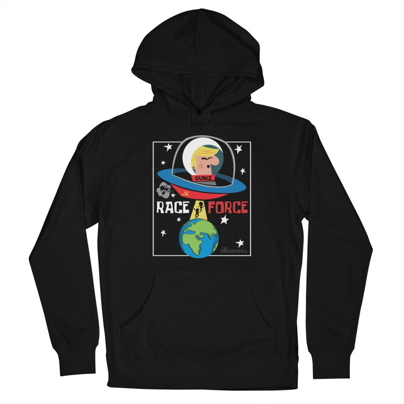 Race Force Women's Pullover Hoody by thePresidunce