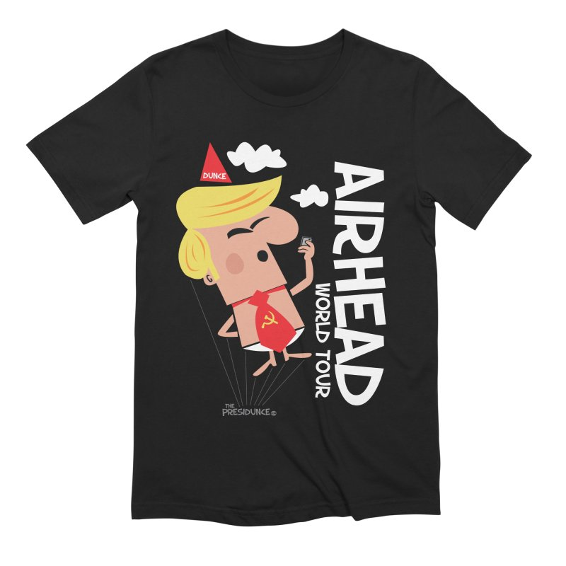 Airhead Men's Extra Soft T-Shirt by thePresidunce