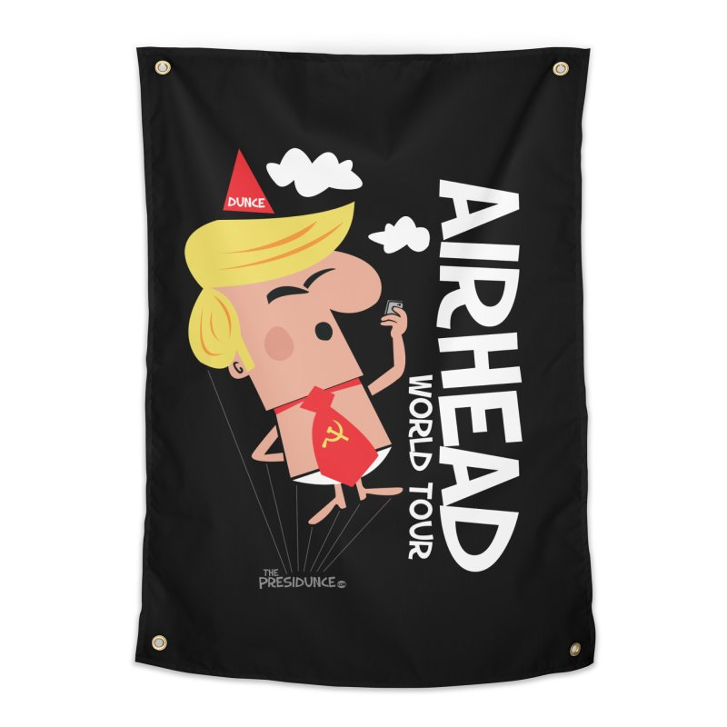 Airhead Home Tapestry by thePresidunce