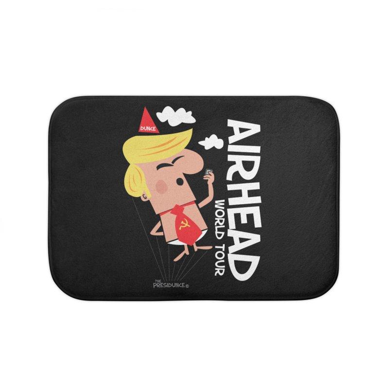 Airhead Home Bath Mat by thePresidunce
