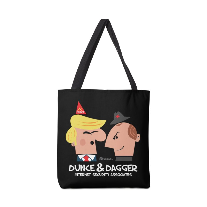 Dunce & Dagger Accessories Tote Bag Bag by thePresidunce