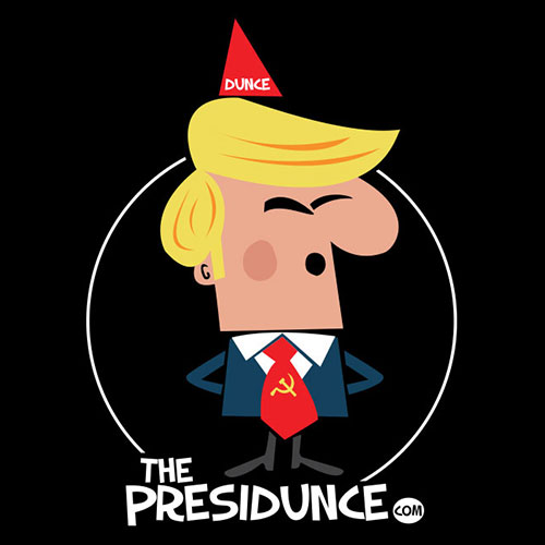 thePresidunce Logo