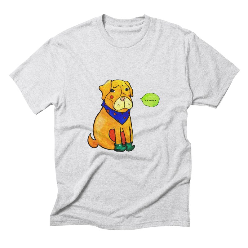 Coco Melancholic Men's Triblend T-Shirt by The Primate Design