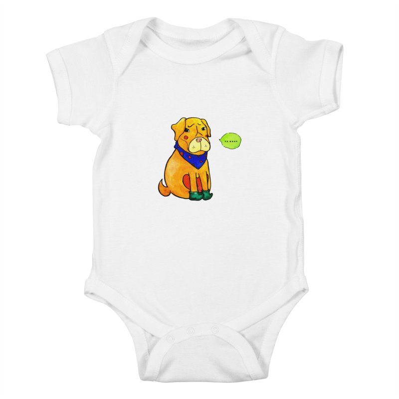 Coco Melancholic Kids Baby Bodysuit by The Primate Design