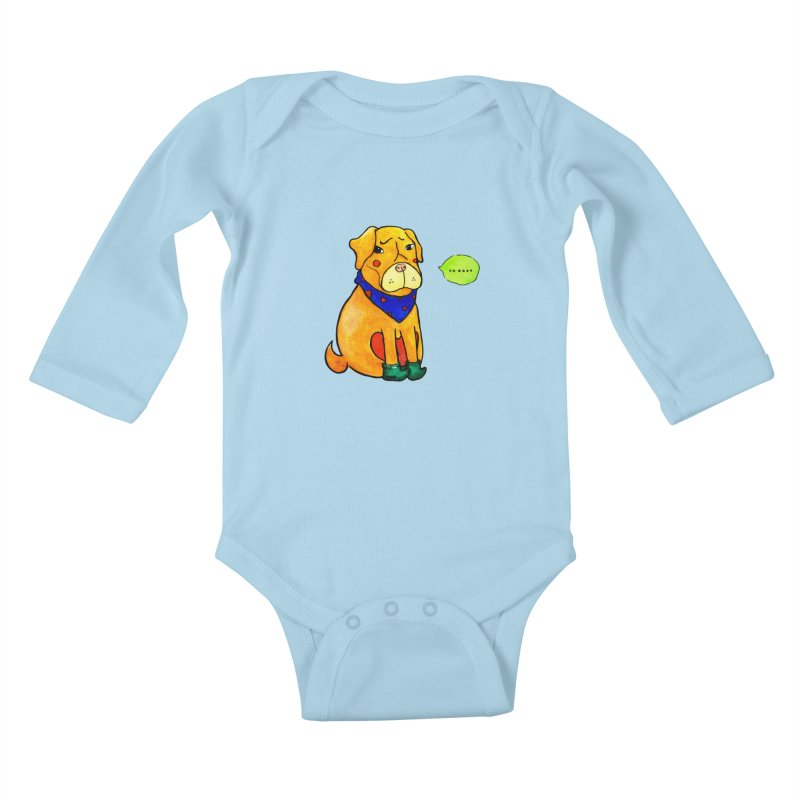 Coco Melancholic Kids Baby Longsleeve Bodysuit by The Primate Design