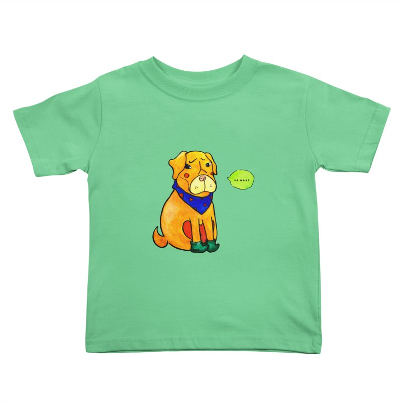 Coco Melancholic Kids Toddler T-Shirt by The Primate Design