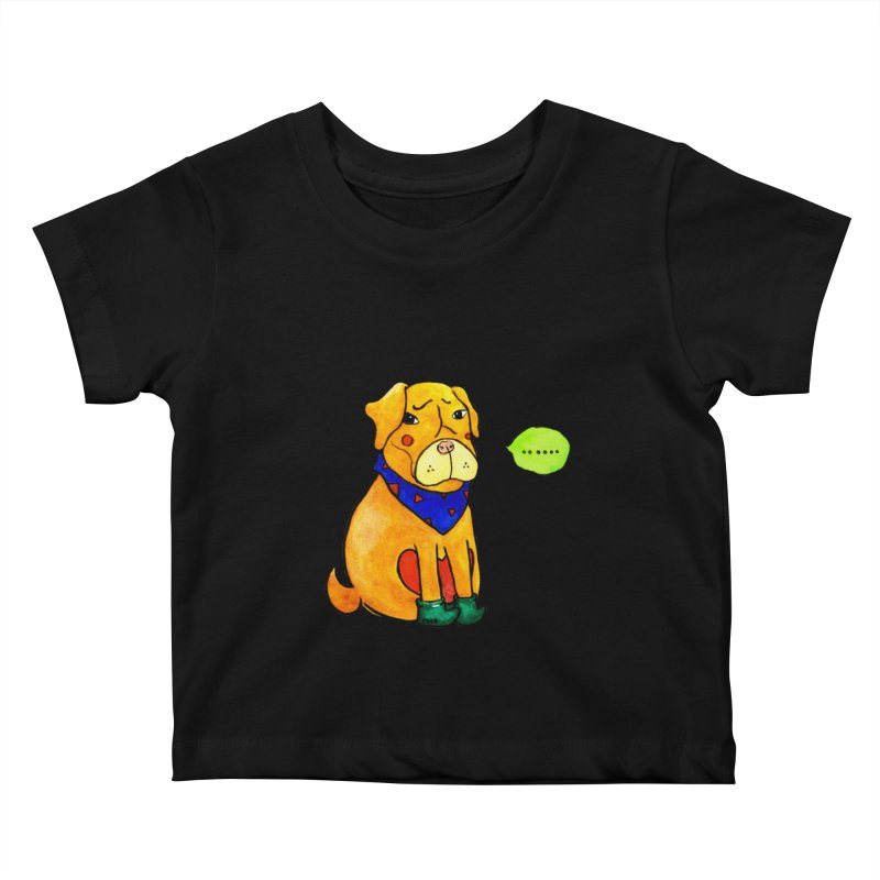 Coco Melancholic Kids Baby T-Shirt by The Primate Design